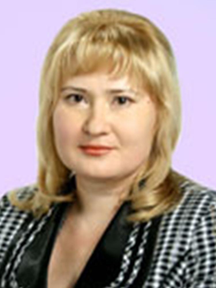 Елькина Ольга Юрьевна,